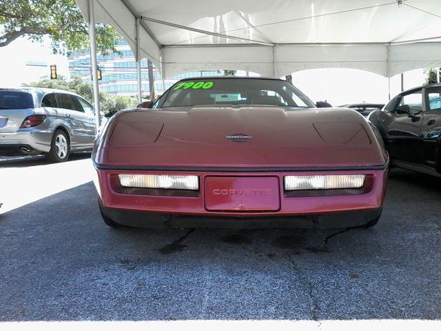 1989 Chevrolet Corvette San Antonio, Texas 27