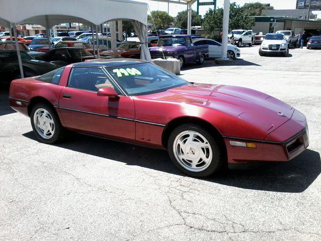 1989 Chevrolet Corvette San Antonio, Texas 3
