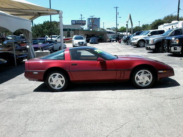 1989 Chevrolet Corvette San Antonio, Texas 4