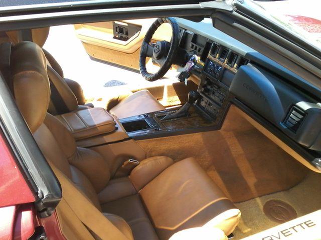 1989 Chevrolet Corvette San Antonio, Texas 8