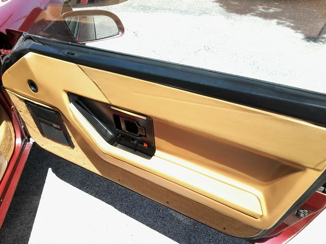 1989 Chevrolet Corvette San Antonio, Texas 9