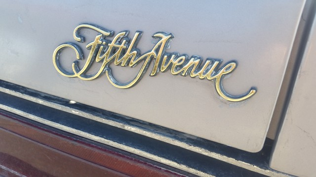 1989 Chrysler Fifth Avenue St. George, UT 4