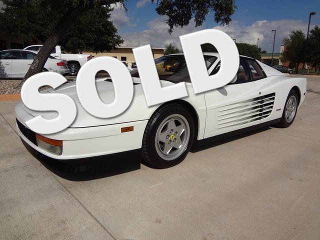 1989 Ferrari Testarossa Austin , Texas 0