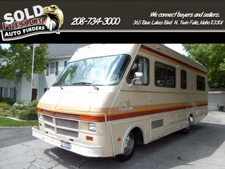 1989 Fleetwood Bounder 27D | Twin Falls, ID | Freedom Auto Finders in  ID