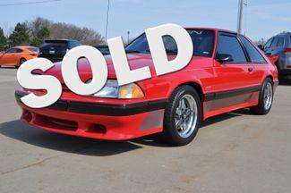 1989 Ford Mustang Saleen Bettendorf, Iowa
