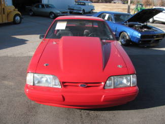 1989 Ford Mustang GT Blanchard, Oklahoma 5