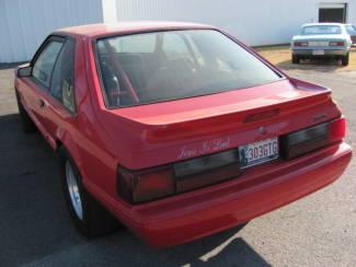 1989 Ford Mustang GT Blanchard, Oklahoma 2