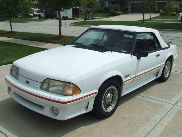 1989 Ford Mustang GT | Mokena, Illinois | Classic Cars America LLC in Mokena Illinois