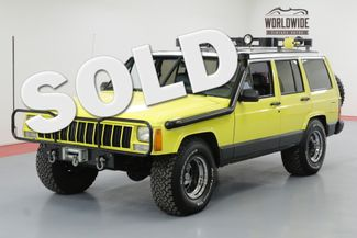 1989 Jeep CHEROKEE LIMITED in Denver CO