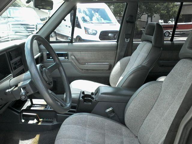 1989 Jeep Cherokee Laredo San Antonio, Texas 8