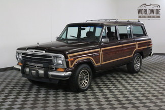 1989 Jeep GRAND WAGONEER 103K DOCUMENTED MILES. COLLECTOR GRADE! in Denver, Colorado