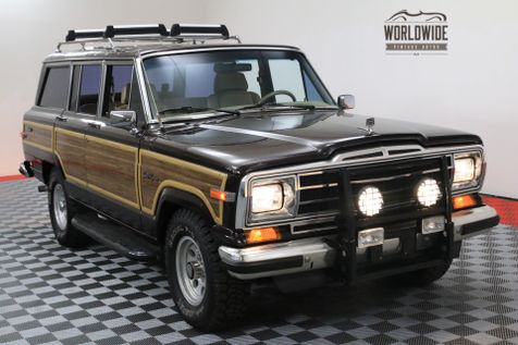 1989 Jeep GRAND WAGONEER ONE OWNER TIME CAPSULE | Denver, Colorado | Worldwide Vintage Autos in Denver, Colorado