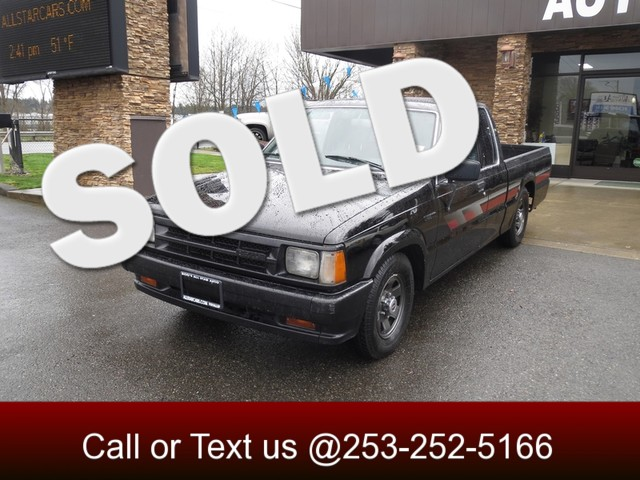 1989 Mazda B2200 The CARFAX Buy Back Guarantee that comes with this vehicle means that you can buy
