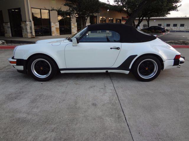 1989 Porsche 911 Carrera Speedster Austin , Texas 1