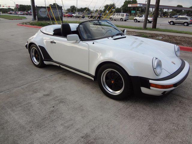 1989 Porsche 911 Carrera Speedster Austin , Texas 10