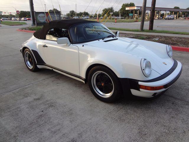 1989 Porsche 911 Carrera Speedster Austin , Texas 11