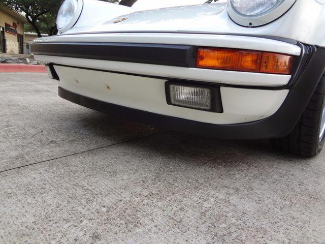 1989 Porsche 911 Carrera Speedster Austin , Texas 12