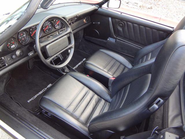 1989 Porsche 911 Carrera Speedster Austin , Texas 15