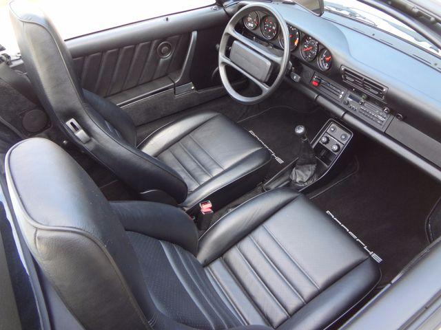 1989 Porsche 911 Carrera Speedster Austin , Texas 16