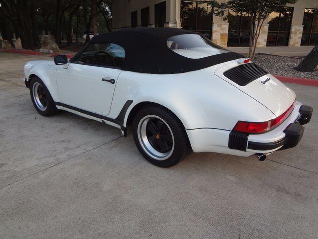 1989 Porsche 911 Carrera Speedster Austin , Texas 2