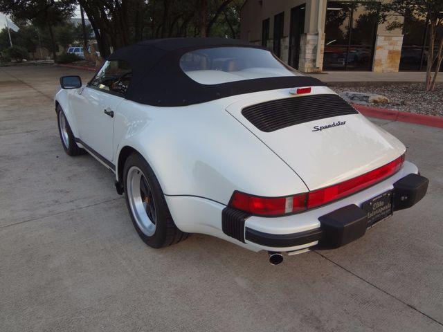 1989 Porsche 911 Carrera Speedster Austin , Texas 3