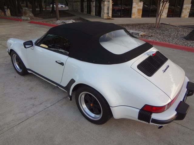 1989 Porsche 911 Carrera Speedster Austin , Texas 4