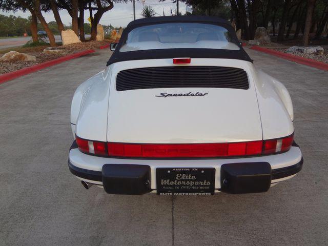 1989 Porsche 911 Carrera Speedster Austin , Texas 5