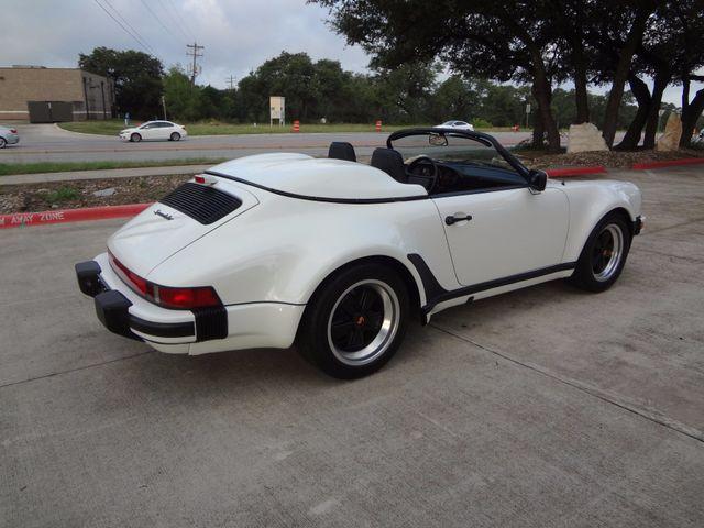 1989 Porsche 911 Carrera Speedster Austin , Texas 6