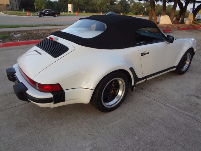 1989 Porsche 911 Carrera Speedster Austin , Texas 7