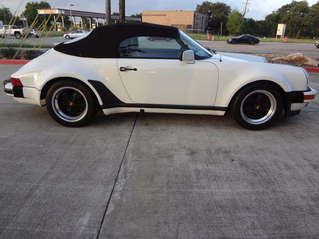 1989 Porsche 911 Carrera Speedster Austin , Texas 8