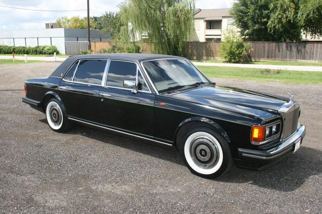 1989 Rolls-Royce Silver Spur Houston, Texas 15