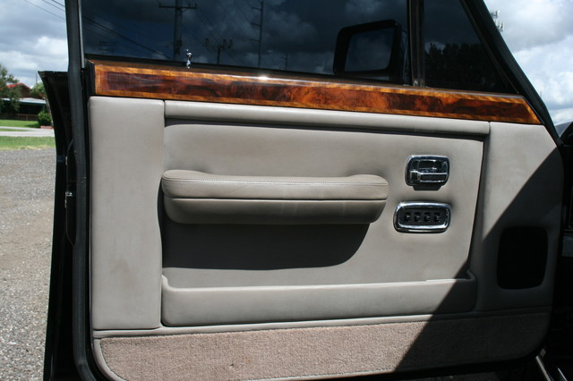 1989 Rolls-Royce Silver Spur Houston, Texas 11