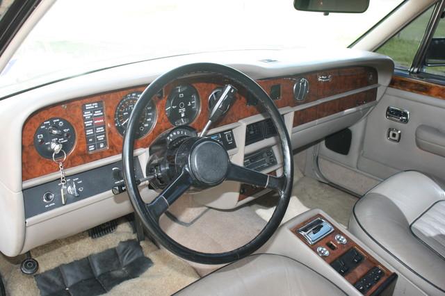 1989 Rolls-Royce Silver Spur Houston, Texas 14