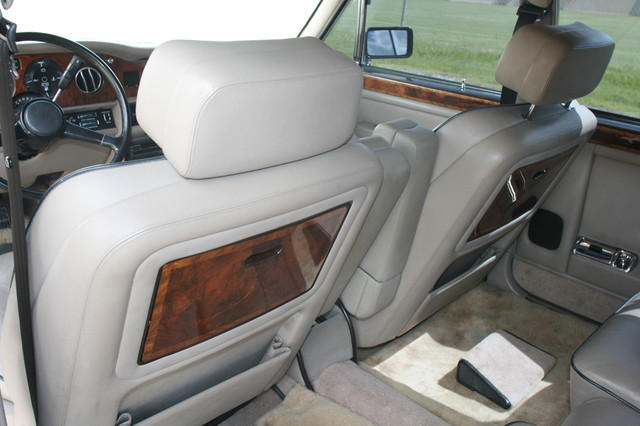 1989 Rolls-Royce Silver Spur Houston, Texas 16