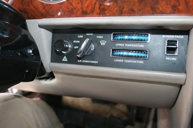 1989 Rolls-Royce Silver Spur Houston, Texas 30