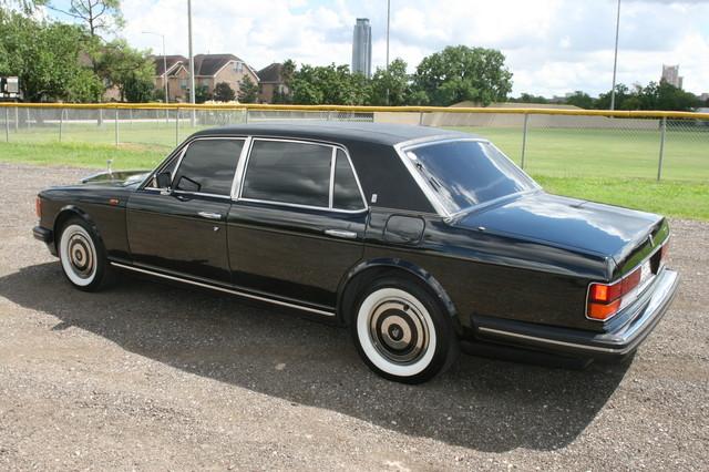 1989 Rolls-Royce Silver Spur Houston, Texas 3