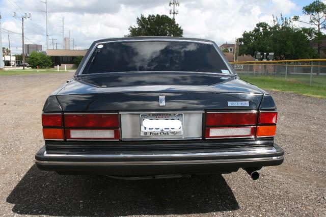 1989 Rolls-Royce Silver Spur Houston, Texas 5