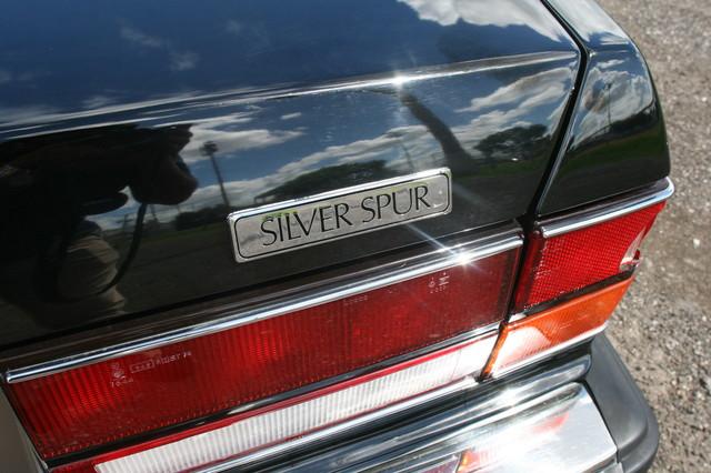 1989 Rolls-Royce Silver Spur Houston, Texas 6