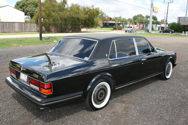 1989 Rolls-Royce Silver Spur Houston, Texas 8