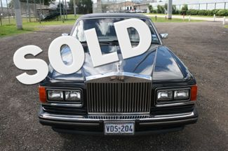 1989 Rolls-Royce Silver Spur Houston, Texas