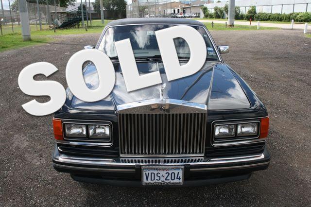 1989 Rolls-Royce Silver Spur Houston, Texas 0