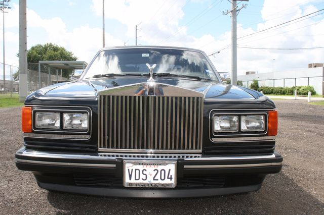 1989 Rolls-Royce Silver Spur Houston, Texas 1