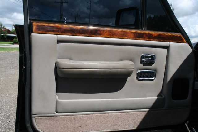 1989 Rolls-Royce Silver Spur Houston, Texas 13