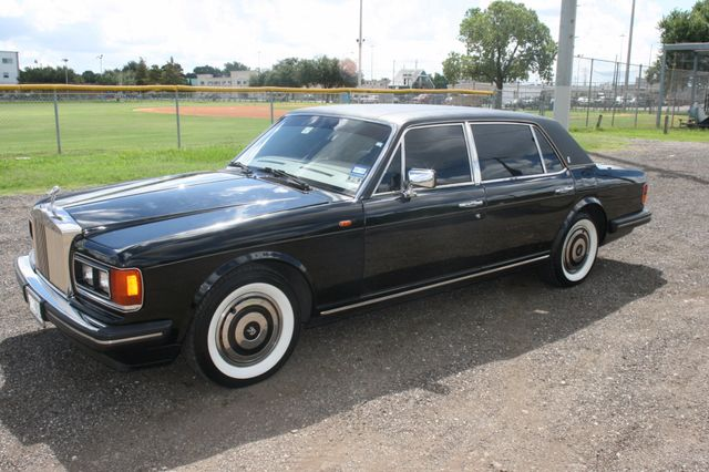 1989 Rolls-Royce Silver Spur Houston, Texas 2