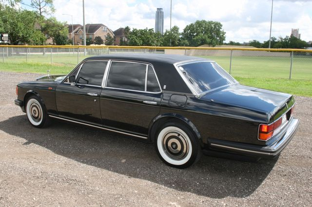 1989 Rolls-Royce Silver Spur Houston, Texas 4