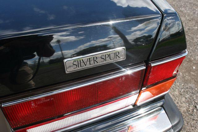 1989 Rolls-Royce Silver Spur Houston, Texas 7