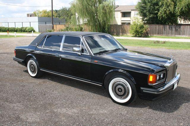 1989 Rolls-Royce Silver Spur Houston, Texas 9