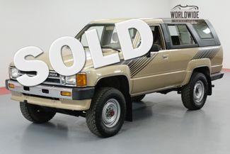1989 Toyota 4RUNNER in Denver CO