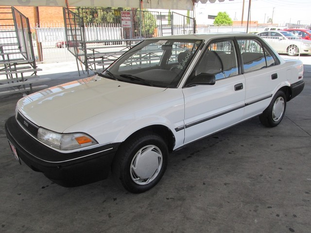 1989 Toyota Corolla LE Please call or e-mail to check availability All of our vehicles are avail