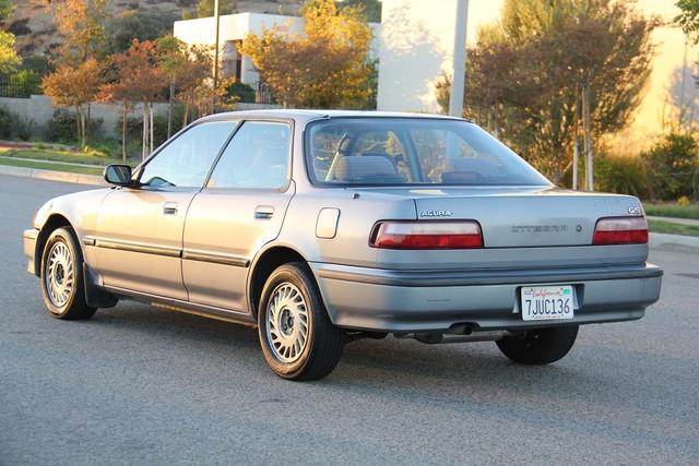 1990 Acura Integra GS Santa Clarita, CA 5